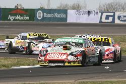 Факундо Ардуссо, Trotta Competicion Dodge та Хуан Мануель Сільва, Catalan Magni Motorsport Ford