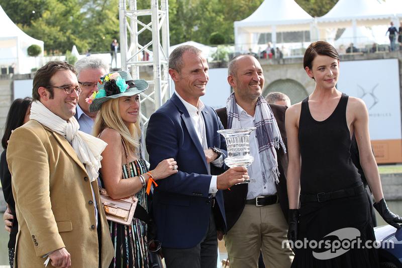 Prix winners
