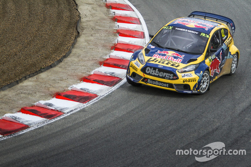 Timur Timerzyanov, Olsbergs MSE Ford Fiesta ST