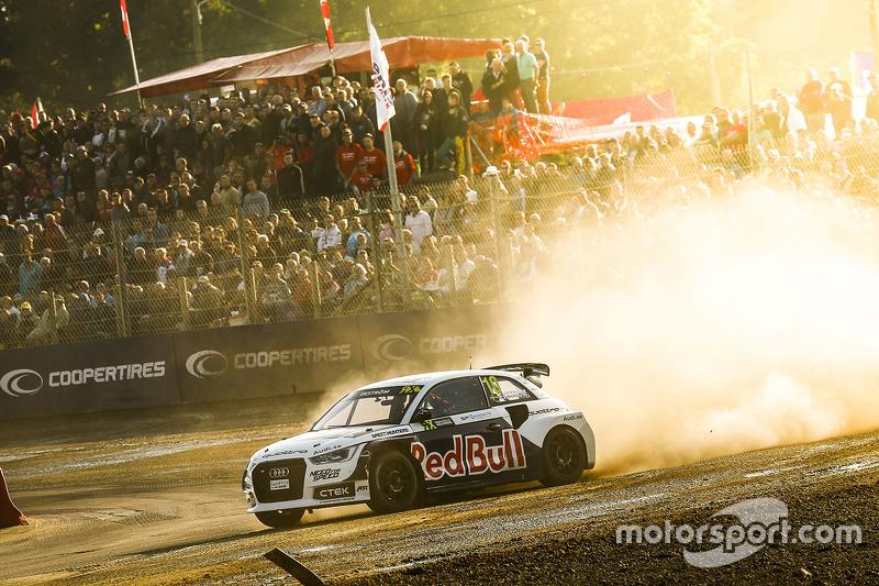 Маттіас Екстрем, EKS RX Audi S1