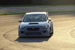 Тесты Subaru TCR