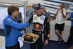 Jost Capito und Miikka Anttila,  Volkswagen Motorsport