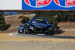#26 Maserati GranTurismo Maserati Corse: Freddie Hunt