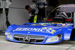 Car of Gary Paffett, ART Grand Prix Mercedes-AMG C63 DTM