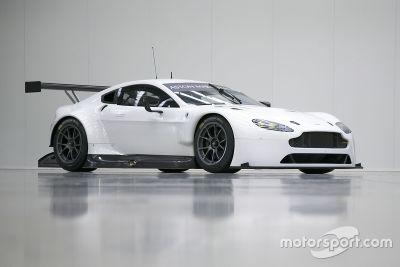 Aston Martin Vantage actualización
