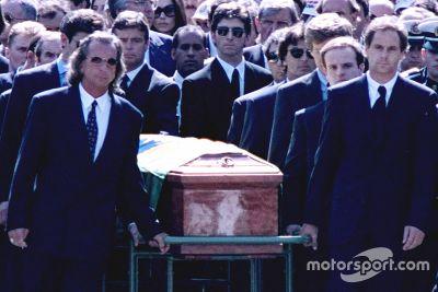 Funeral de Ayrton Senna
