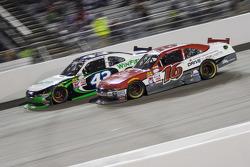 Dakoda Armstrong, Richard Petty Motorsports and Ryan Reed, Roush Fenway Racing Ford