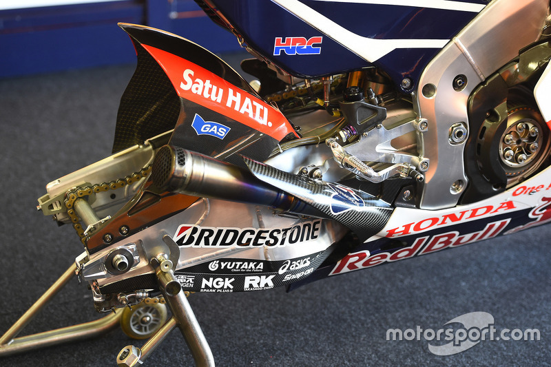 Repsol Honda Team detail