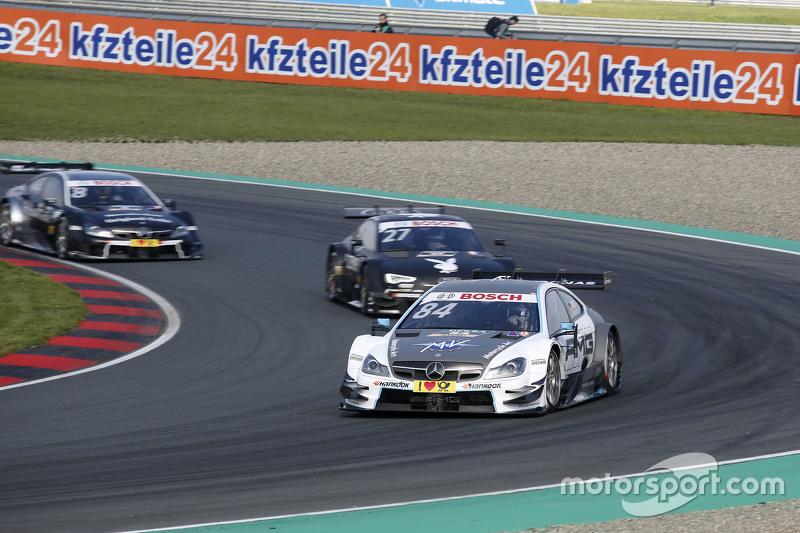 Максиміліан Гетц, Mücke Motorsport Mercedes-AMG C63 DTM