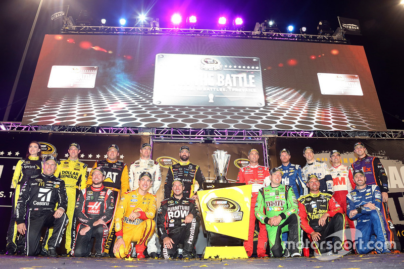 2015 Chase for the Sprint Cup qualifiers