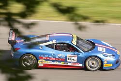 #105 Miller Motor Cars Ferrari 458: Rodney Rта all
