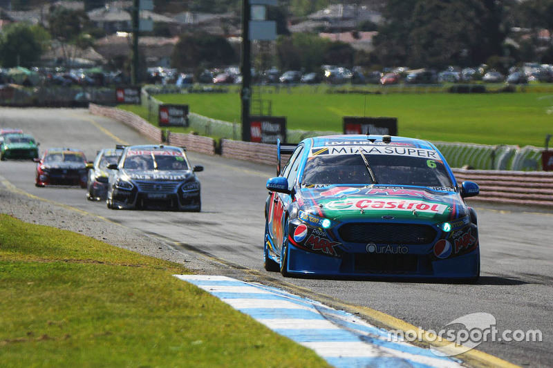 Чез Мостерт та Cameron Waters, Prodrive Racing Australia Ford