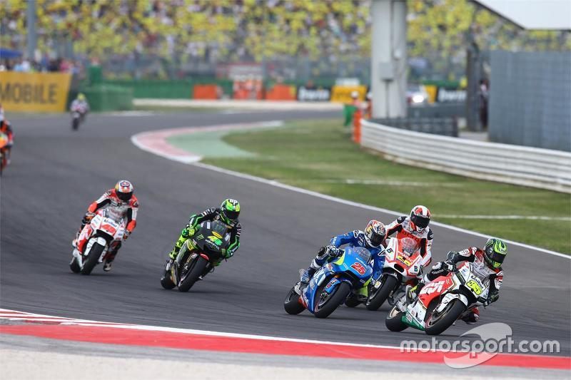 Маверік Віньялес, Team Suzuki MotoGP та Альваро Баутіста, Aprilia Racing Team Gresini