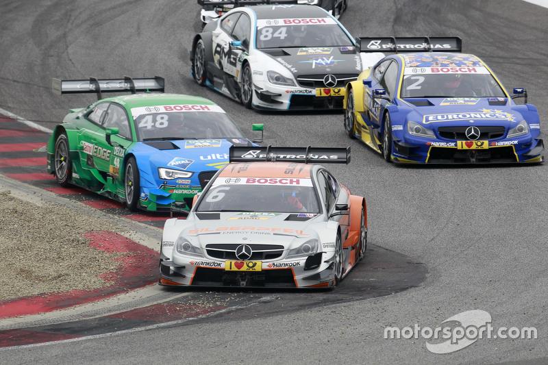 Robert Wickens, HWA AG, Mercedes-AMG C63 DTM