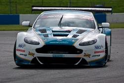 #2  Oman Racing Team Aston Martin Vantage GT3: Ahmad Al Harthy, Daniel Lloyd