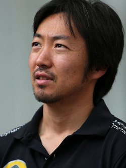 Аяо Комацу, Lotus F1 Team