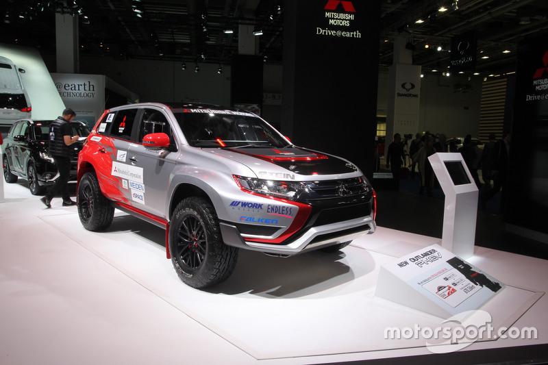 Mitsubishi Outlта er Phev