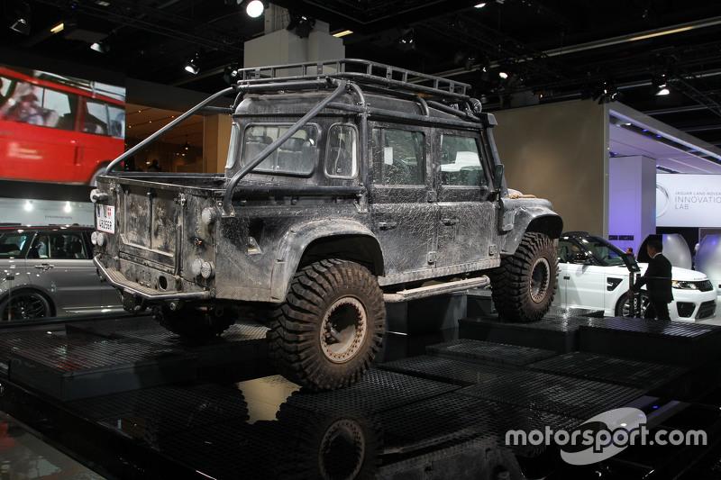 Car Used в last 007 Movie Spectre