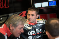 Леон Хэслам, Aprilia Racing Team