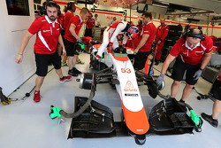 Александр Росси, Manor F1 Team