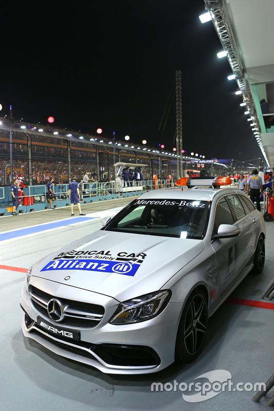 FIA Medical Car