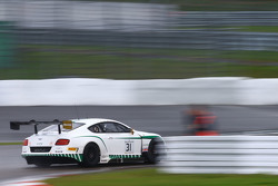 #31 Bentley Team M-Sport Bentley Continental GT3: Максиміліан Бук, Andy Soucek, Maxime Soulet