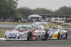 Camilo Echevarria, Coiro Dole Racing Torino dan Mauricio Lambiris, Coiro Dole Racing Torino