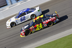Jeff Gordon, Hendrick Motorsports Chevrolet; Timmy Hill