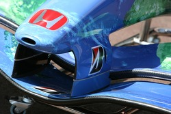 Honda Racing F1 Team, front wing