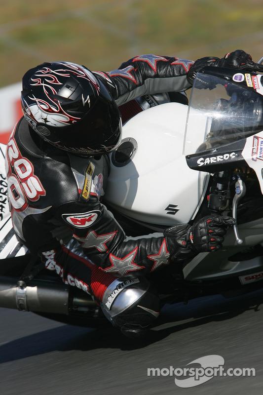 Corey Sarros