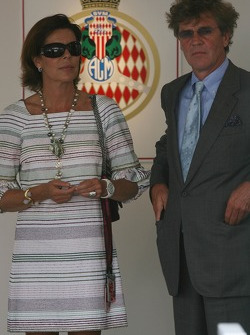 Princess Caroline of Monaco, Ernst August V, Prince of Hanover