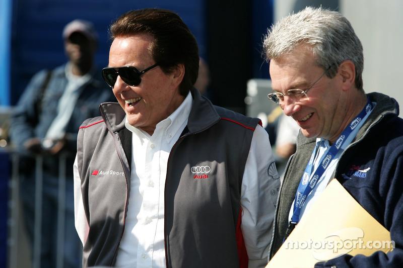 Reinhold Joest and ACO's Daniel Perdrix