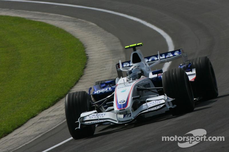 #10: Sebastian Vettel, BMW Sauber F1 Team, F1.07