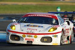 #83 GPC Sport SRL Ferrari 430 GT Berlinetta: Matthew Marsh, Carl Rosenblad, Jesus Villaroel
