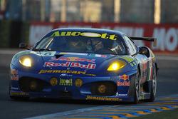 #78 AF Corse Ferrari 430 GT Berlinetta: Joe Macari, Ben Aucott, Adrian Newey