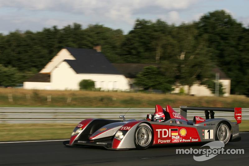 2007: Sieg bei den 24h Le Mans
