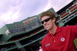 Roush Fenway Racing announced that Boston Red Sox sponsors, Lumber Liquidators and Gillette, have signed on as sponsors of the No. 99 Ford Fusion driven by Carl Edwards during this weekend's race at New Hampshire International Speedway: Carl Edwards