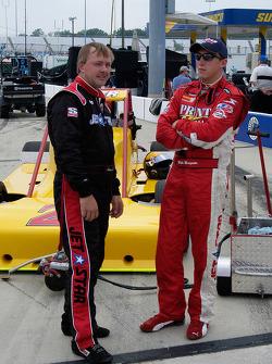 Brian Tyler and Mike Murgoitio