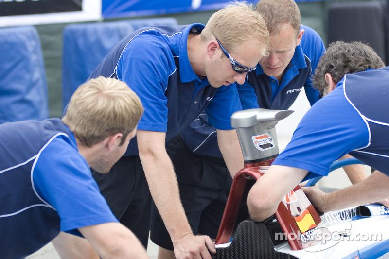 Forsythe Championship Racing
