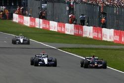 Nico Rosberg, WilliamsF1 Team, Scott Speed, Scuderia Toro Rosso