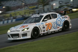 #70 SpeedSource Mazda RX-8: Sylvain Tremblay, Nick Ham