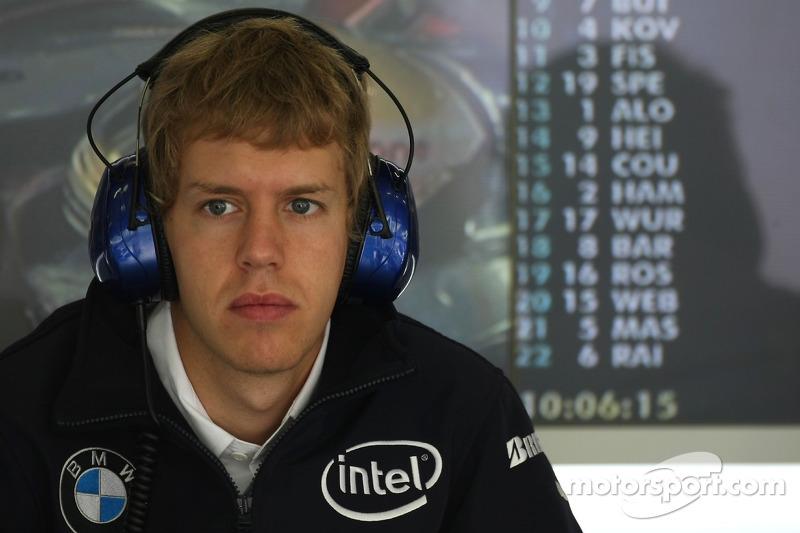 2007 - Sebastian Vettel, BMW Sauber