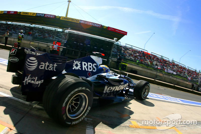 Ніко Росберг, WilliamsF1 Team, FW29