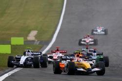 Heikki Kovalainen, Renault F1 Team R27