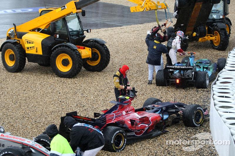 Скотт Спід, Scuderia Toro Rosso, Дженсон Баттон, Honda Racing F1 Team