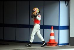 Льюис Хэмилтон, McLaren Mercedes после гонки