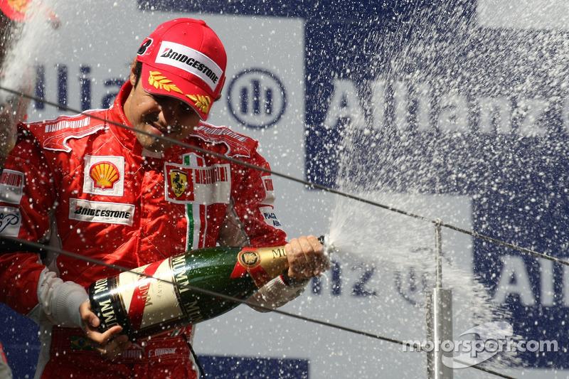 2. Felipe Massa, Ferrari