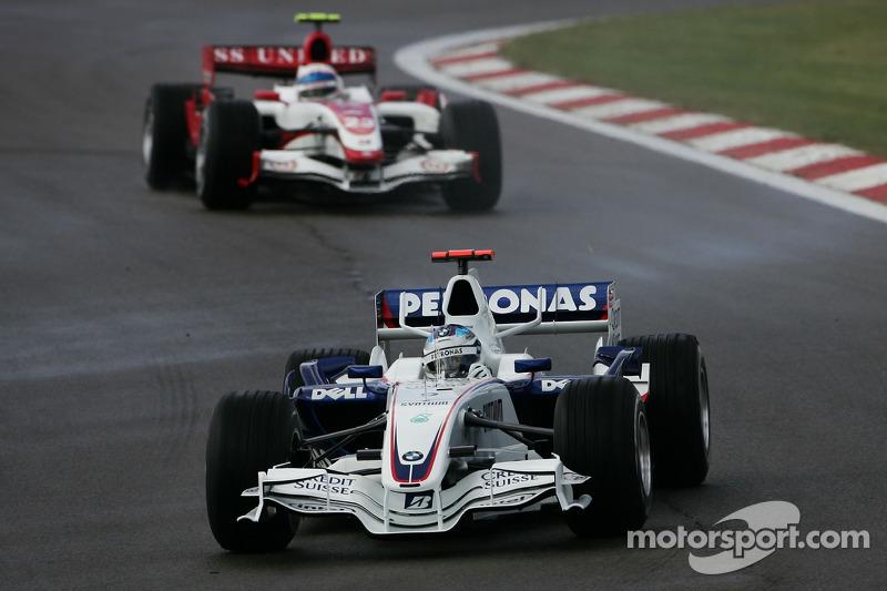 Нік Хайдфельд, BMW Sauber F1 Team, F1.07