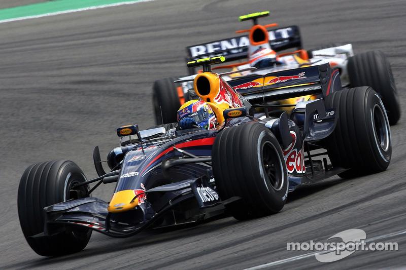 Mark Webber, Red Bull Racing RB3