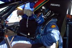 Saturday qualifying Fujitsu Series